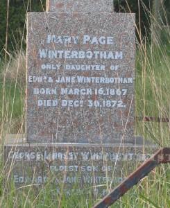 M P Winterbotham