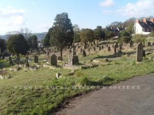 Stroud Cemetery Feb 2016 P Stevens