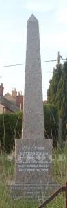 Winterbotham memorial