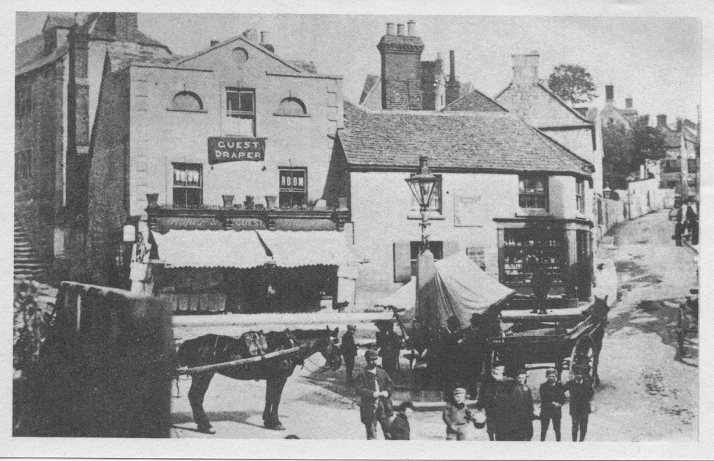 The Cross Stroud prior to 1900