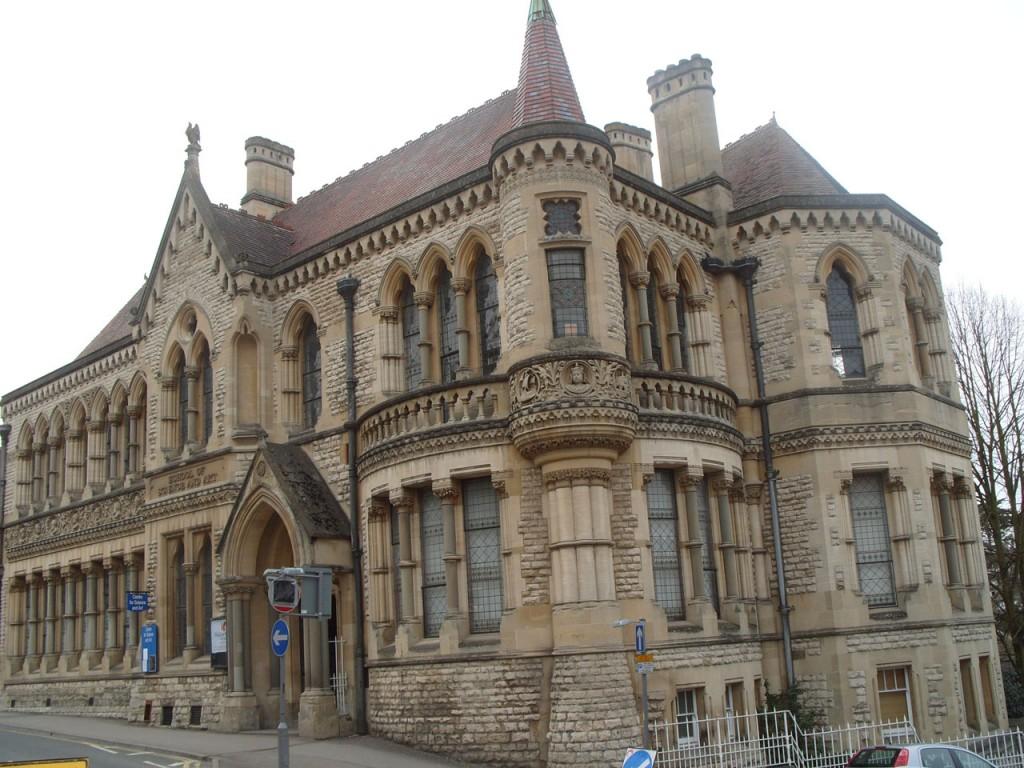 Old School of Art & Science