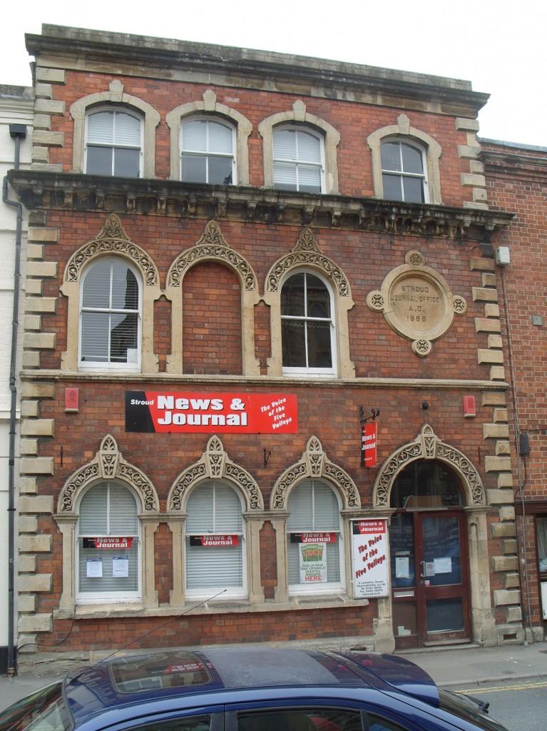 Stroud News & Journal office