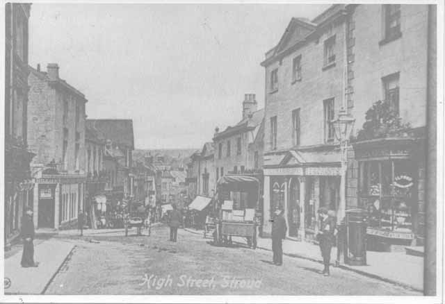 Witheys Shop High St, Stroud