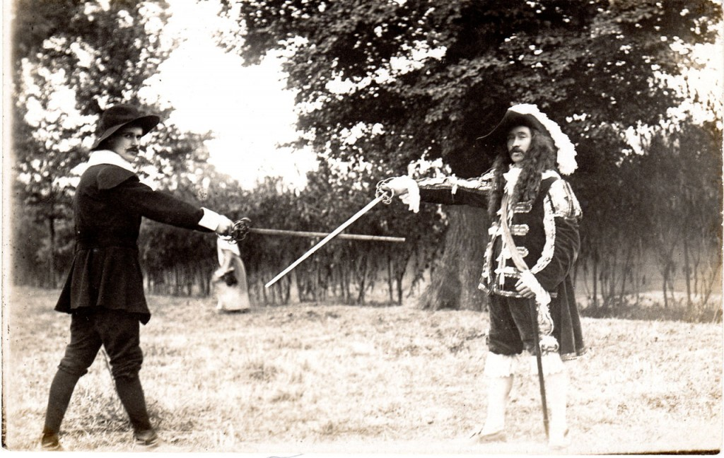 17th century duellists