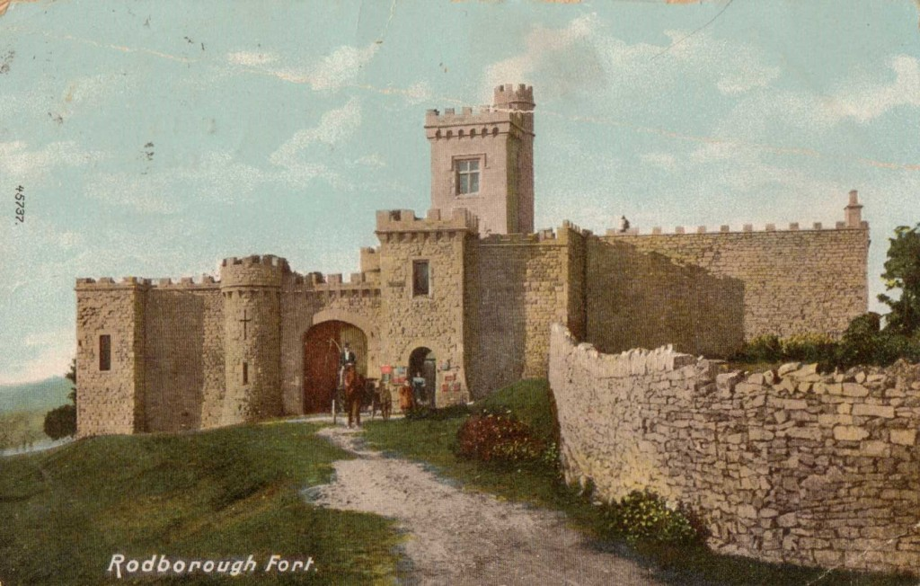 1913 Rodborough fort