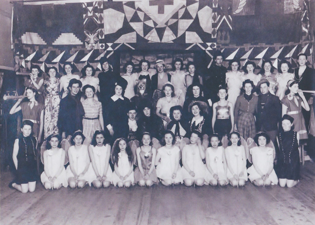 1947 Red Cross Panto Church Institute Stroud