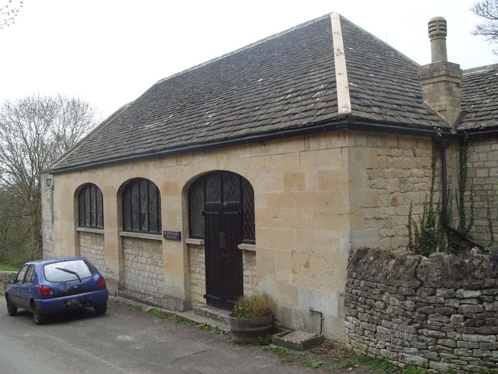 Rodborough little chapel 2015