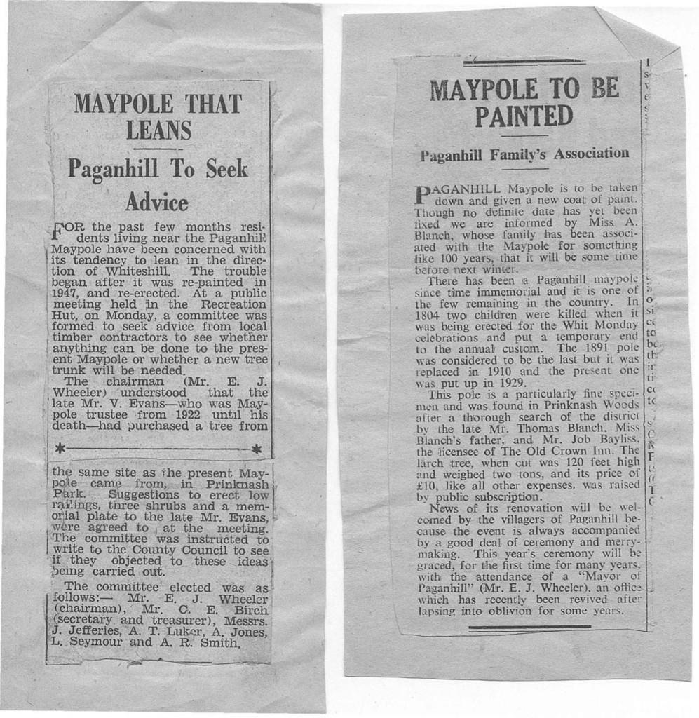 maypole 2 articles no dates copy