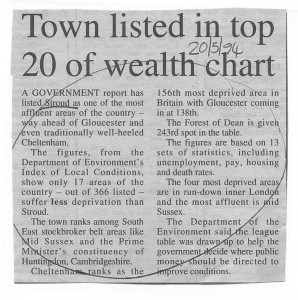 town in top 20