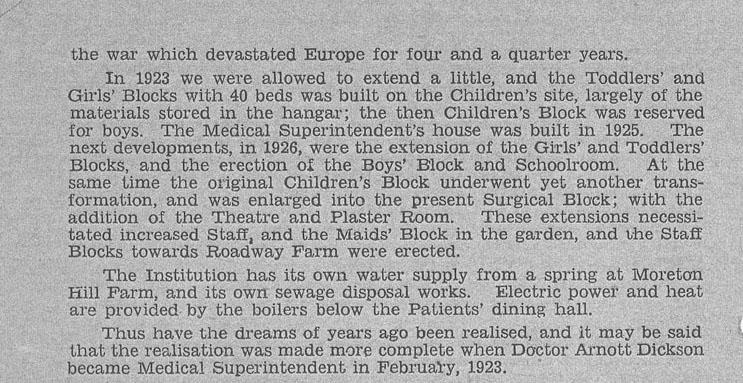 1947 09 Standish Hosp history Standish Mag2 a copy