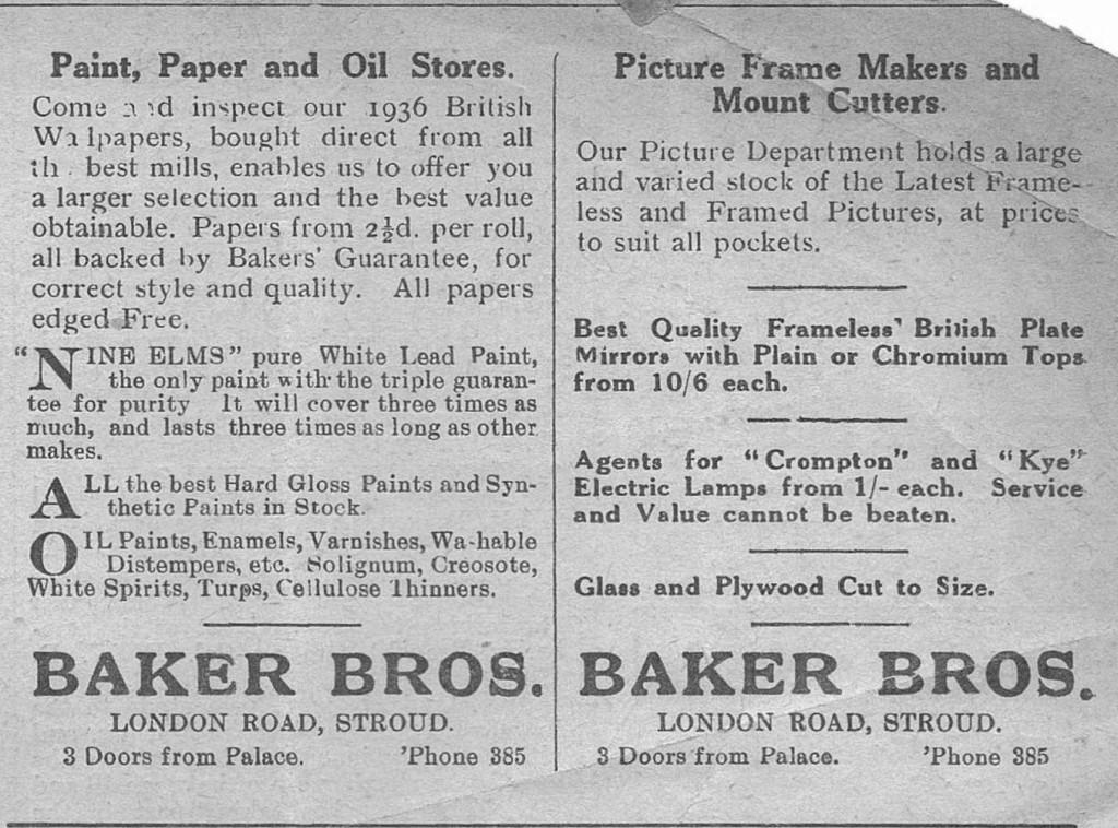 1936_05_29 Baker Bros