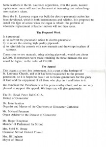1993_02_16 organ restoration appeal-3