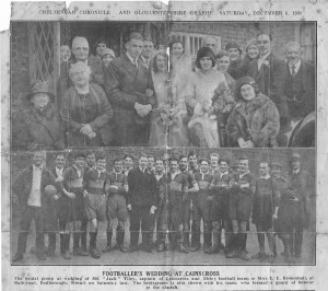 1930 J Tiley wedding