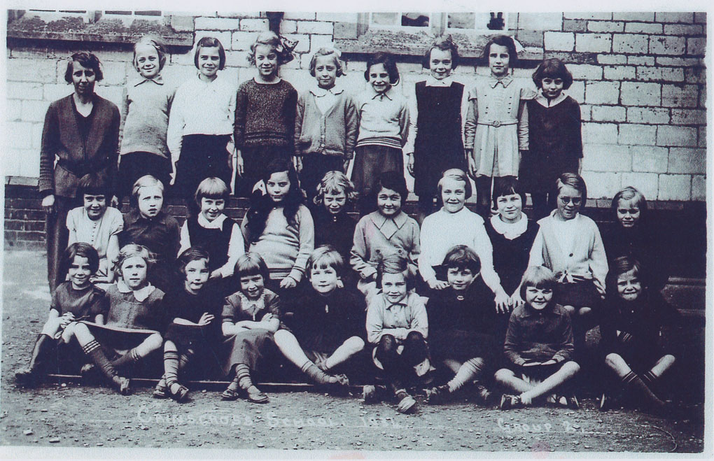 1931 cainscross school