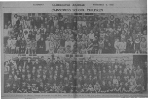 1932 Gloucester Journal school photos