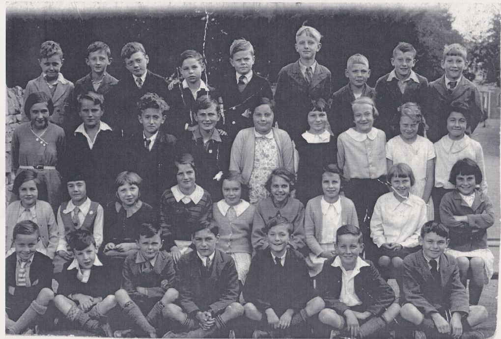 1935 cainscross school Gerald Arthur