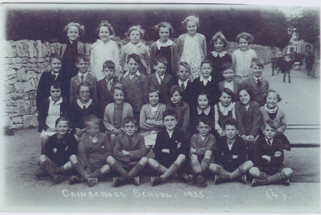 1935 cainscross school
