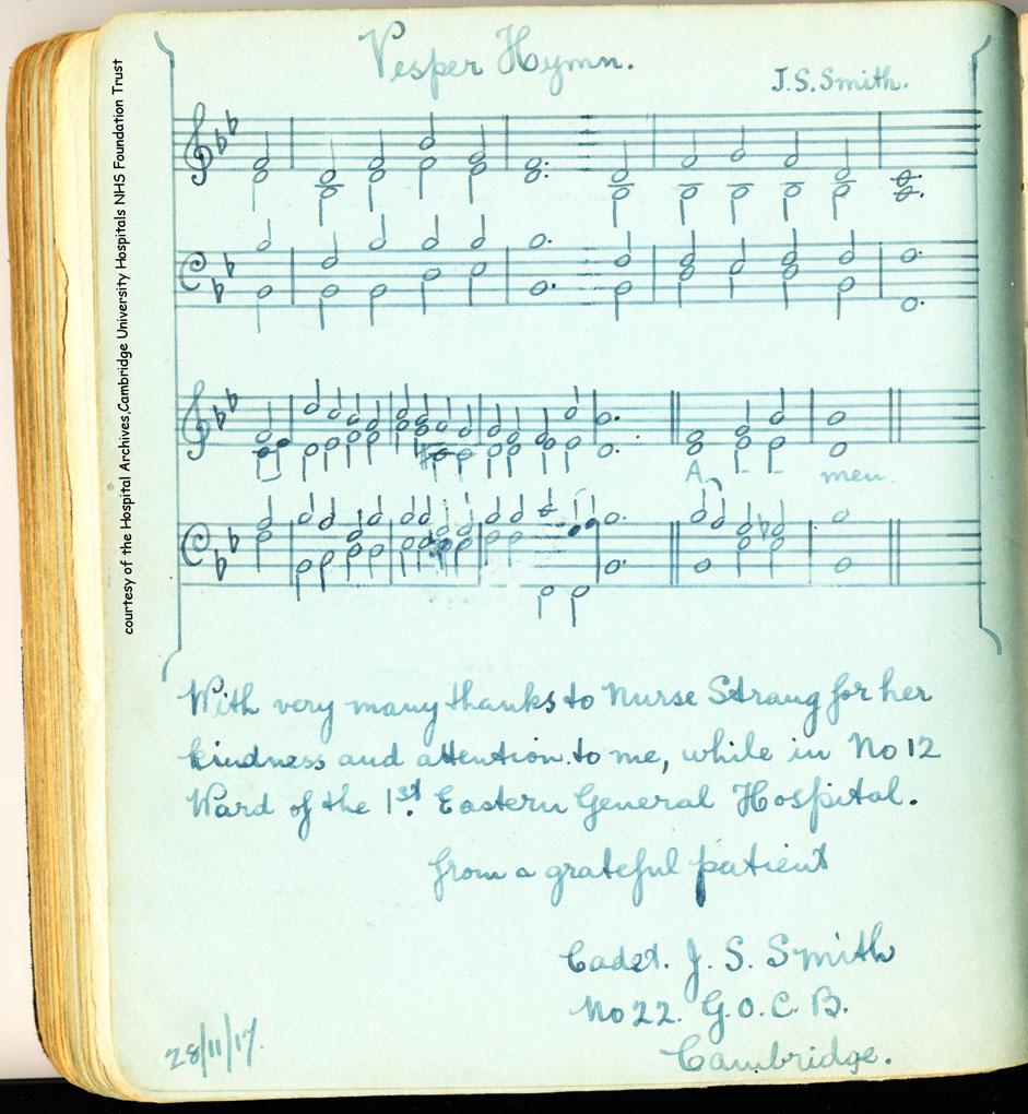 Vesper Hymn JS Smith