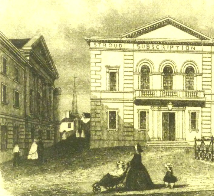 Hospital detail  from 1861 MiP