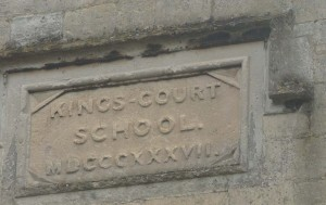 Kingscourt old school b