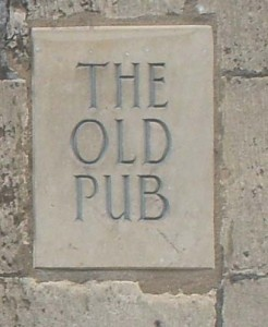 old pub name