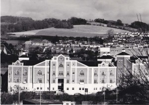1991 Stroud & Swindon new HQ