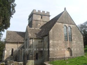 Avening church a copy