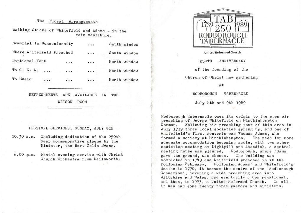 1989-rodborough-tabernacle-250th-anniversary-1
